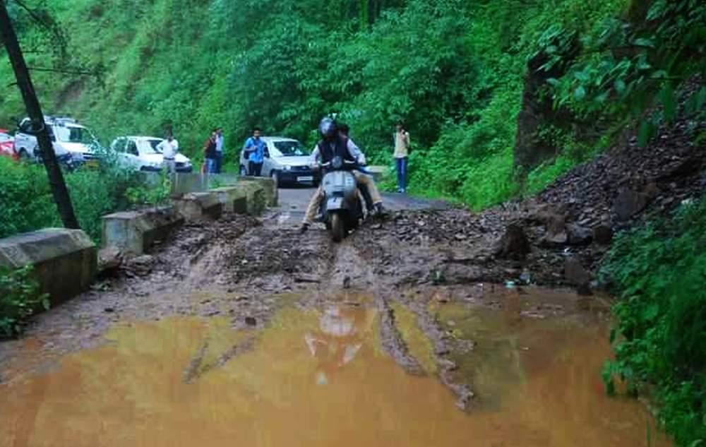 Monsoon Damagae Himachal