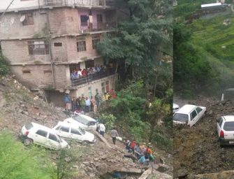 Shimla's 258 buildings not safe, face quake danger, fire hazard due to congestion
