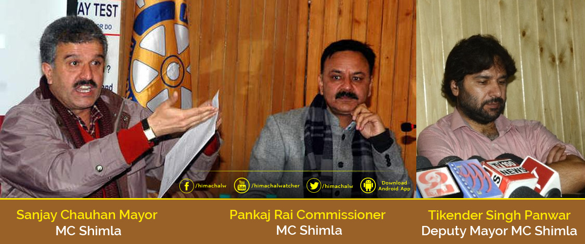 SHIMLA MC Fir in yug murder case
