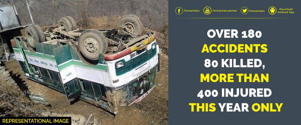 Himachal Road Accident Data
