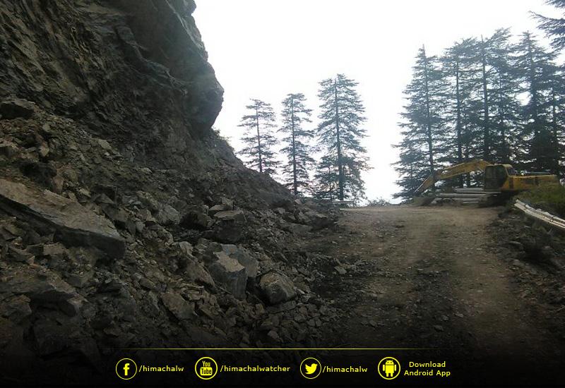 illegal-mining-shimla-bekhalti