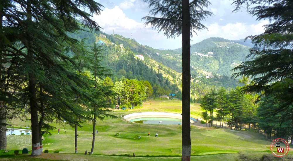 Naldehra-Golf-Course