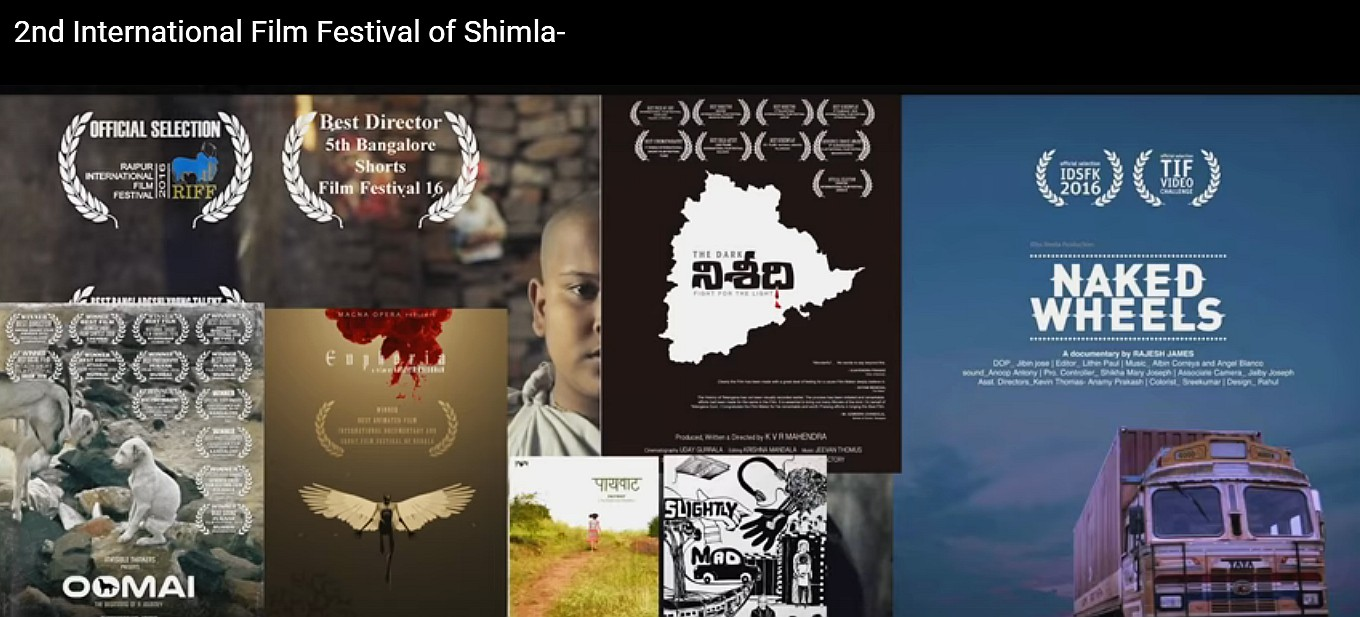 2nd shimla film festival 2016