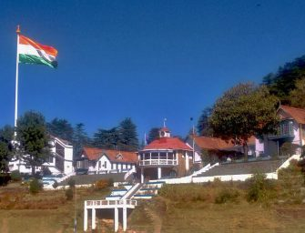 BCS Shimla hoists tricolour on 110-feet high flag mast, Tallest in Himachal