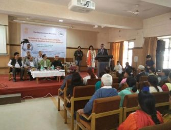 Workshop on Intellectual Property Rights for small handicraft, handloom enterprises held in Kullu