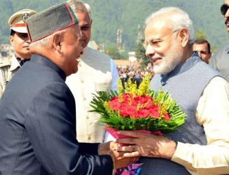 PM Modi's Himachal visit: Virbhadra Govt. ask for 1000 crore compensation grant, More powers to hill states