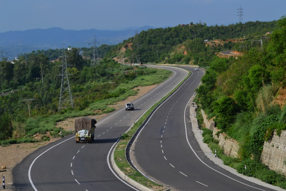 New National Highways for Himachal