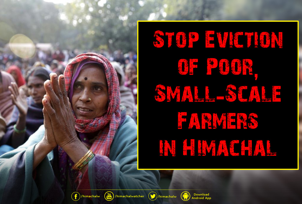 eviciton-of-farmers-in-himachal-pradesh