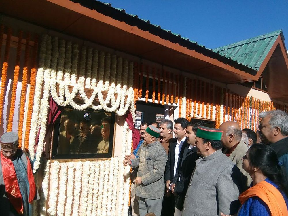 shimla-lift-parking-inauguration
