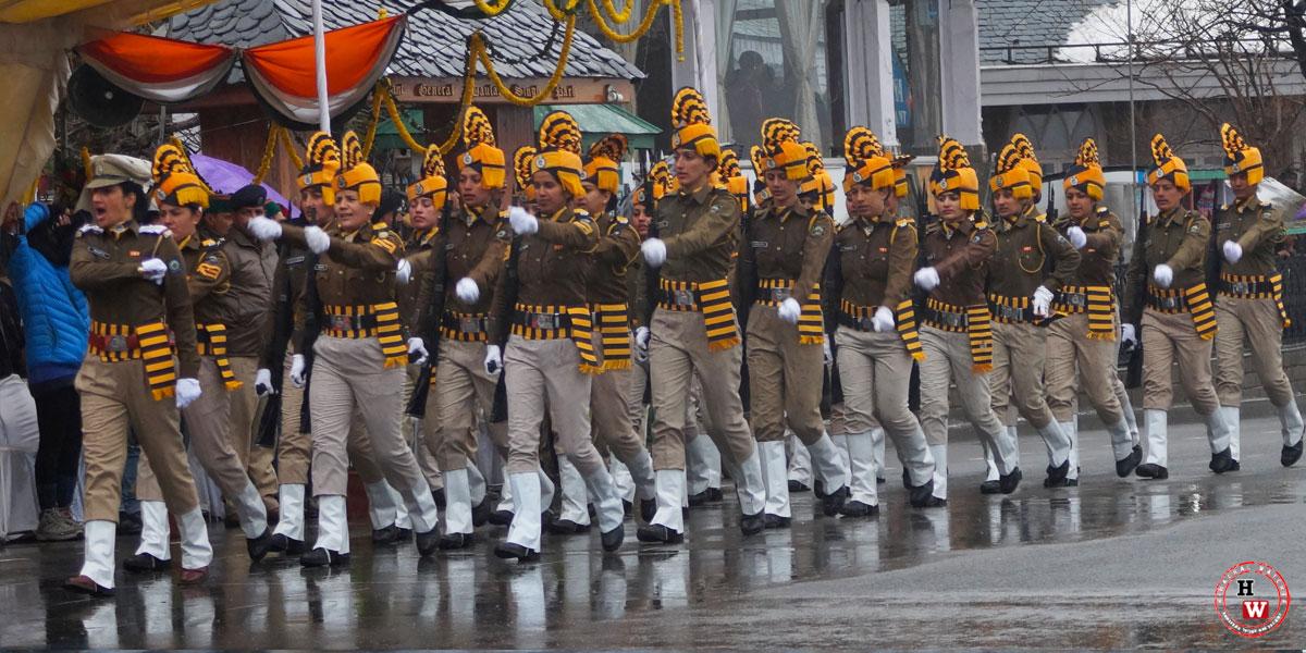himachal-pradesh-mahila-police-parade