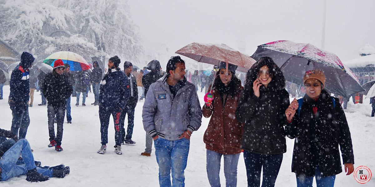 shimla-city-snowfall