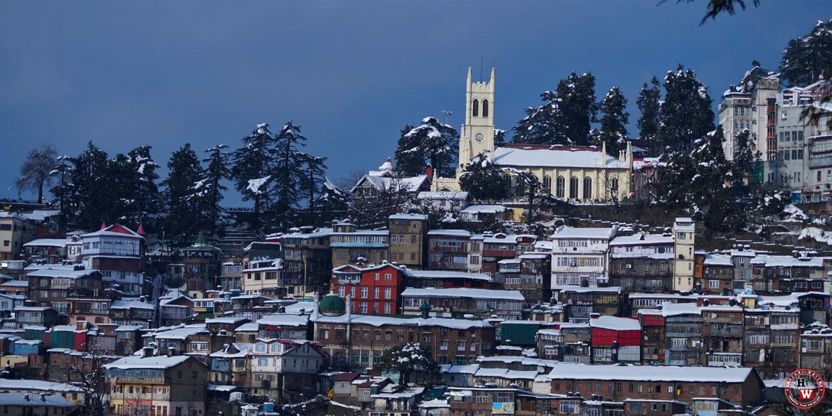 shimla-city-view