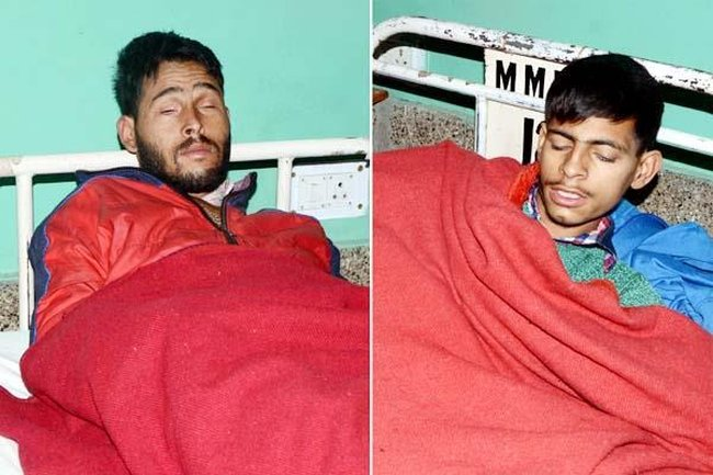 Himachal's visually impaired on hunger strike