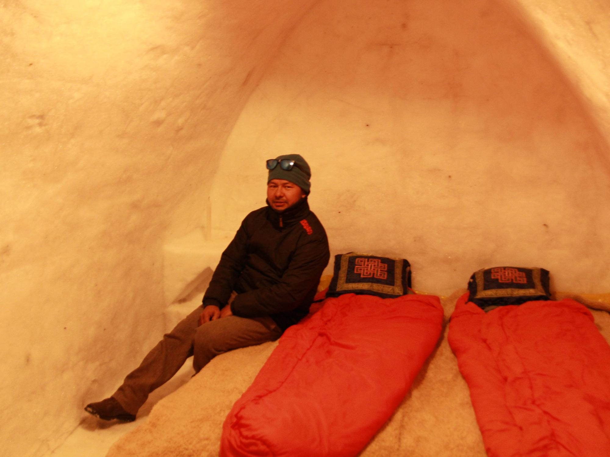 Manali Igloo Stay 2