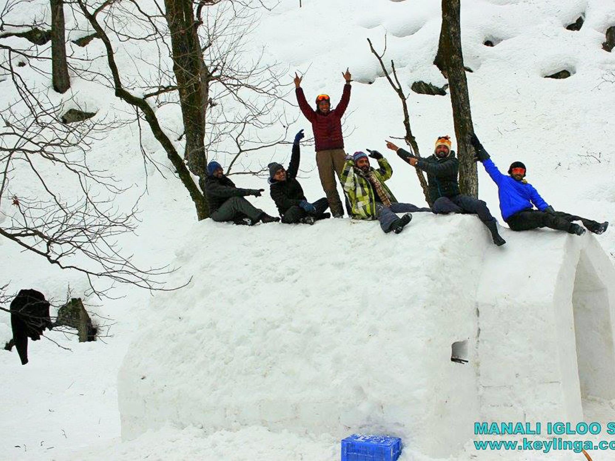 Manali Igloo Stay 3