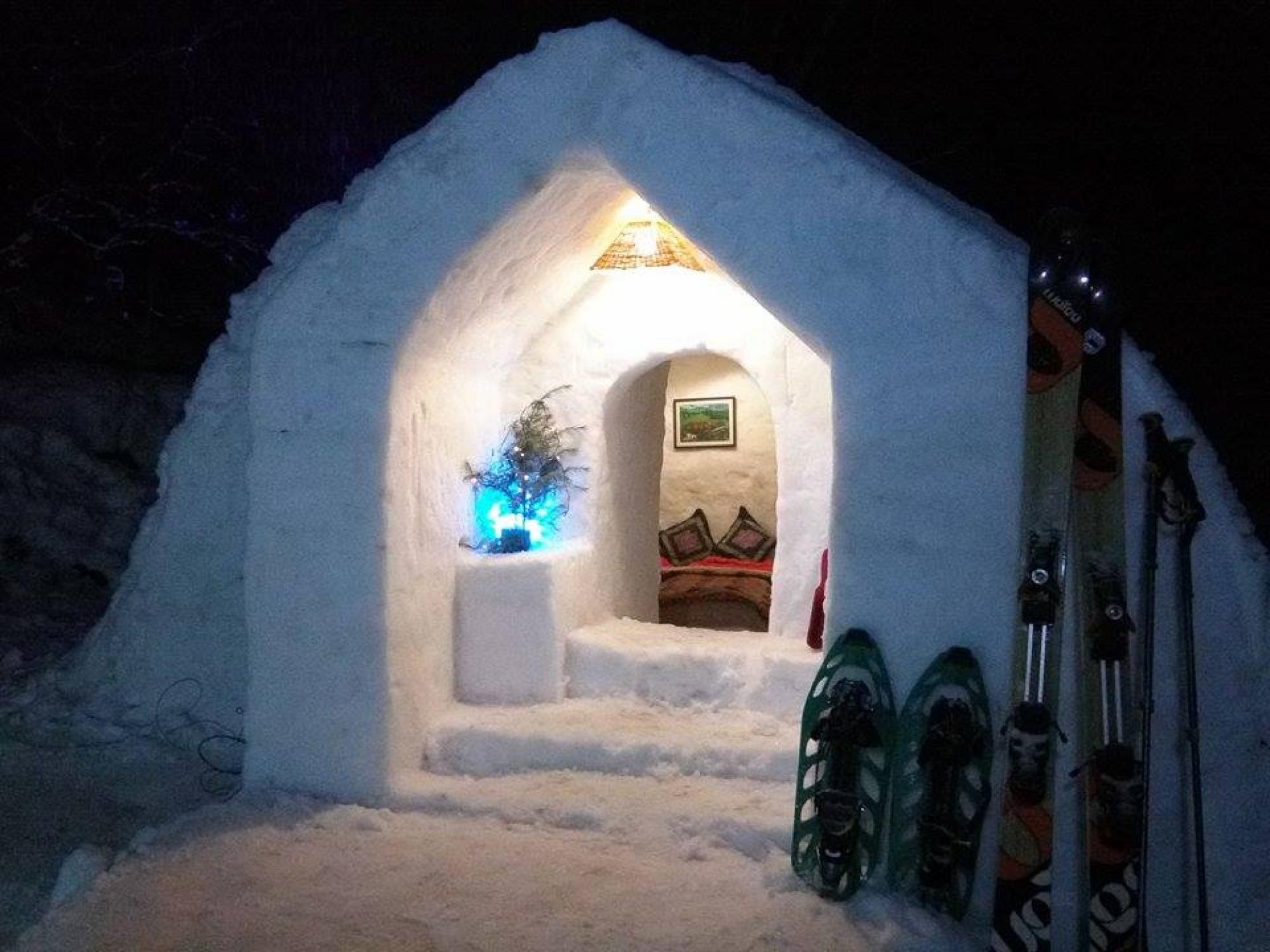 Manali Igloo Stay 4