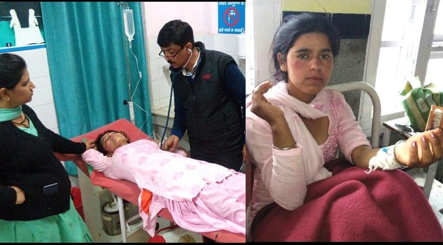 Mysterious Himachal snakebite girl