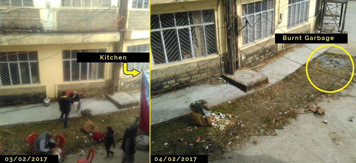 Shimla Sanitation Workers