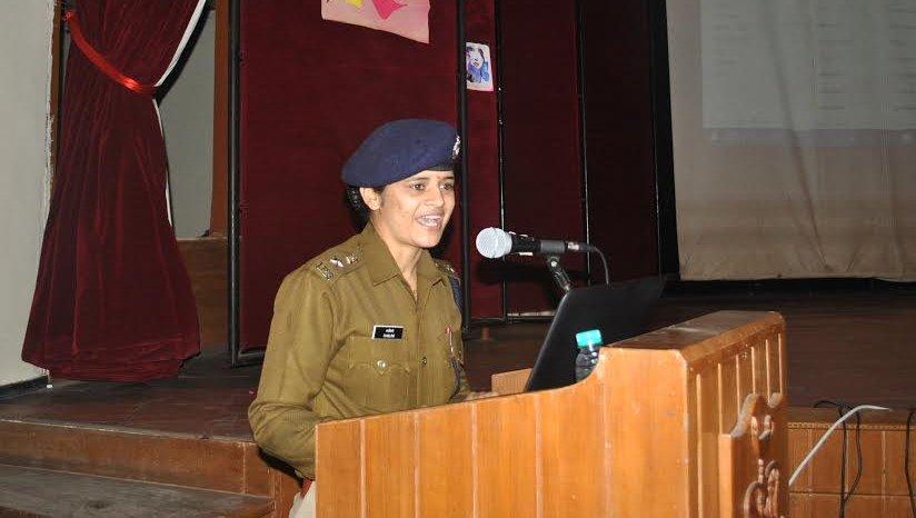 IPS Shalini Agnihotri