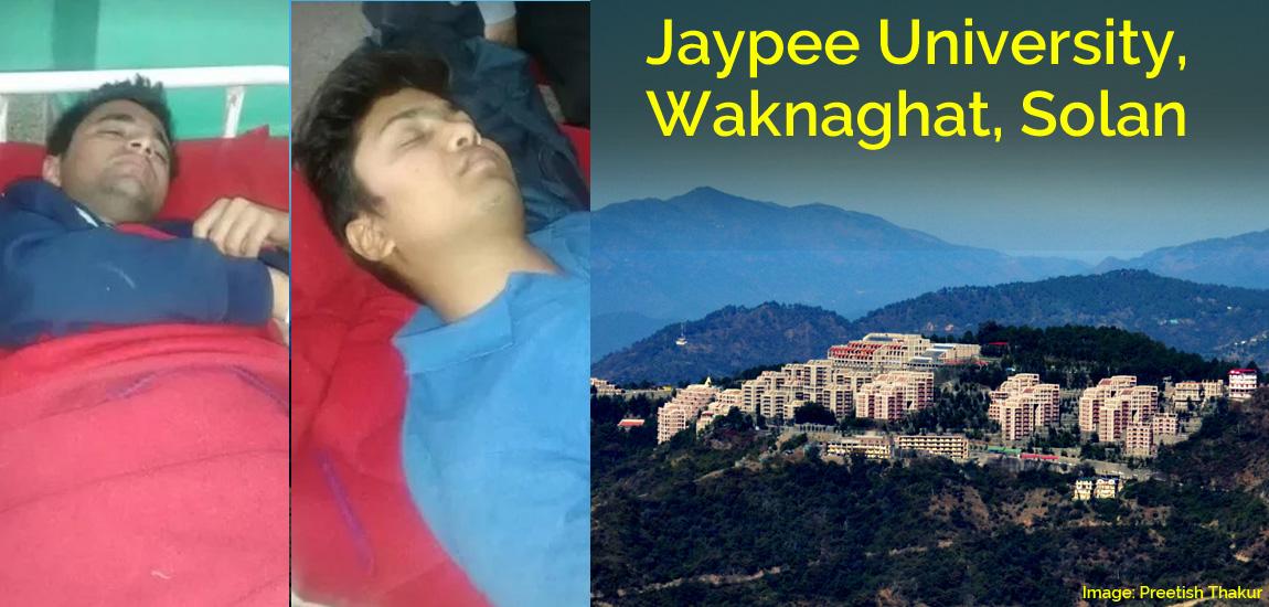 Jaypee-University-Waknaghat-Solan