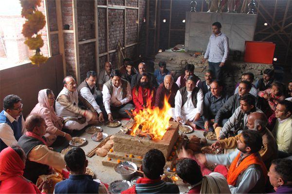 Ram Lok Temple Solan