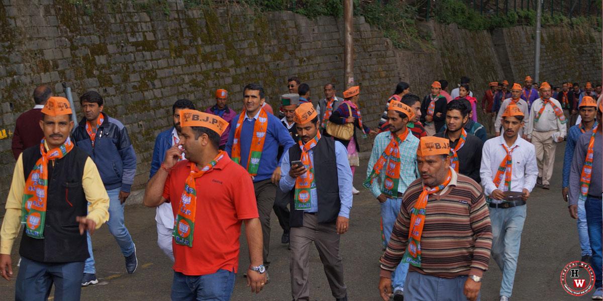 Shimla-BJP