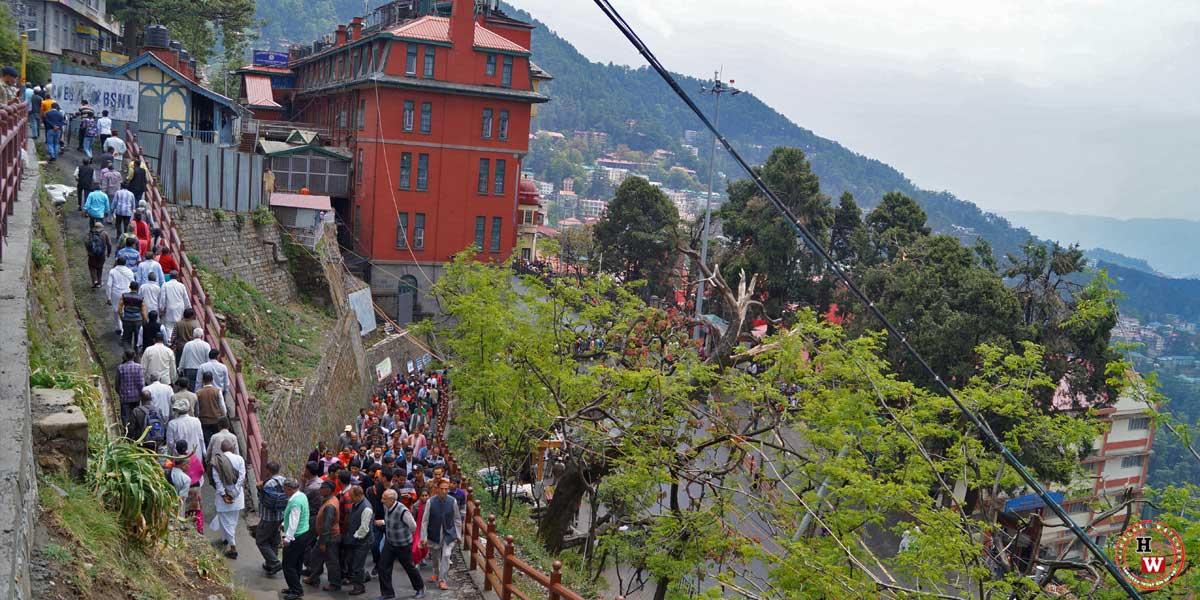 Shimla-BSNL-Building
