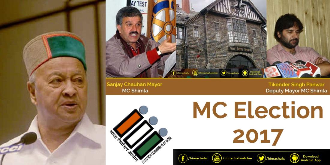 Shimla MC-election-2017