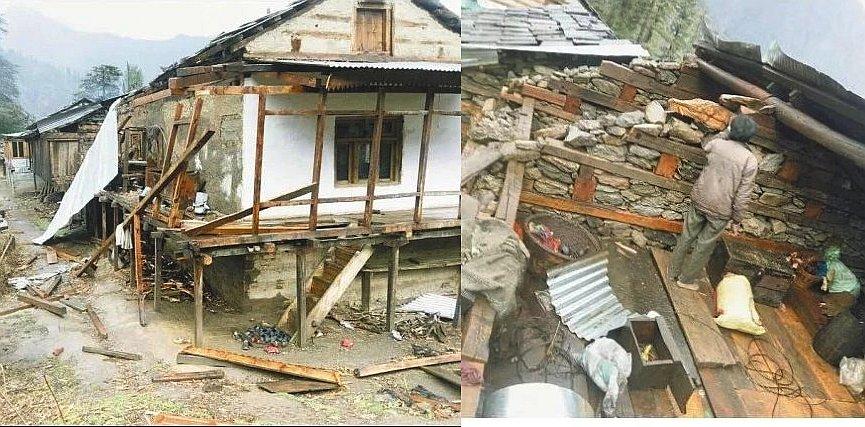 Thunderstorm in Himachal kills