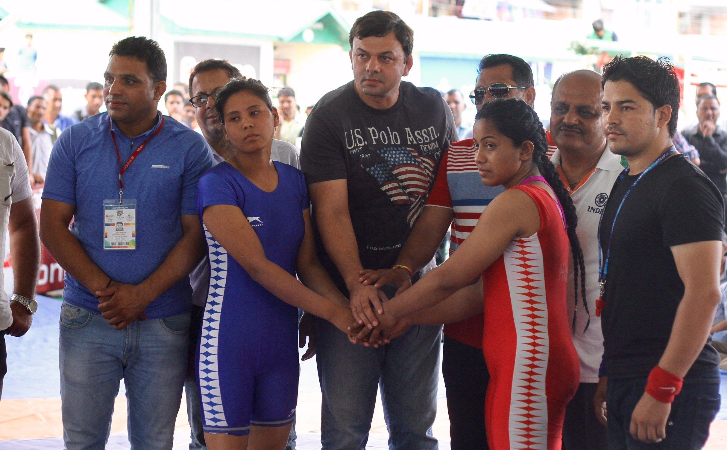 Himachal Olympics 2017 in hamirpur 3
