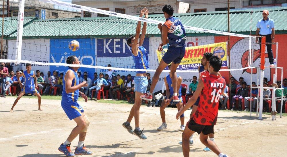 Himachal Olympics 2017 in hamirpur 5