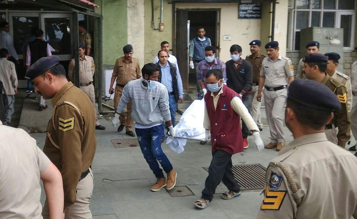 CBI conducts post-mortem of kotkhai accused