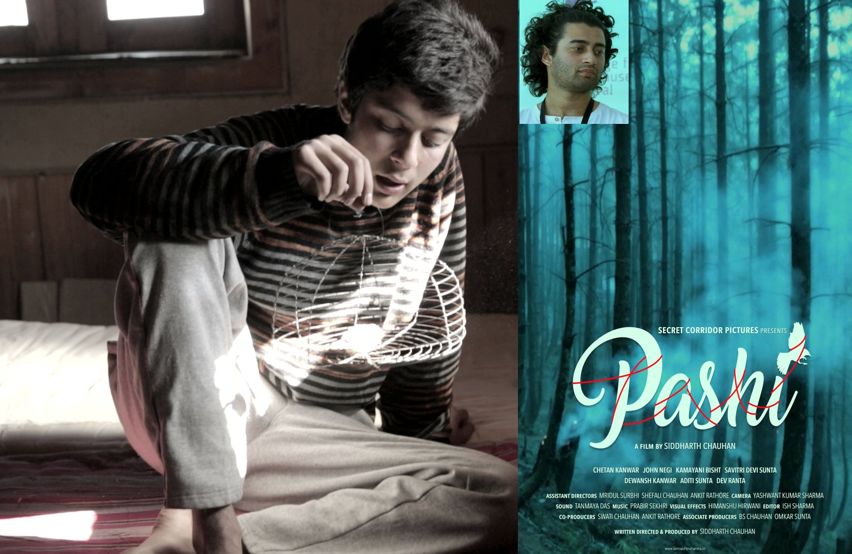 Pahari short film pashi by sidharth chauhan