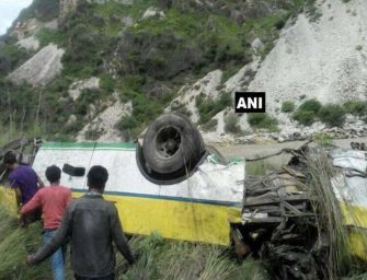 Rampur Bus Accident: Over 25 feared dead, several injured, death toll could rise