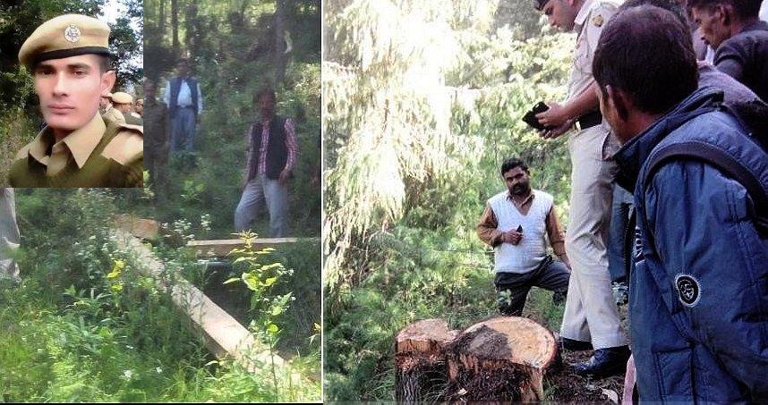 arrests in forest gaurd hoshiyar singh case