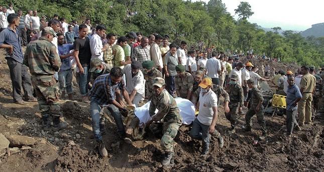 himachal landslide photos