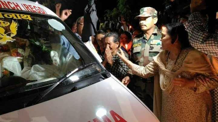 Himachal Martyr Tanzin Chhul Tim