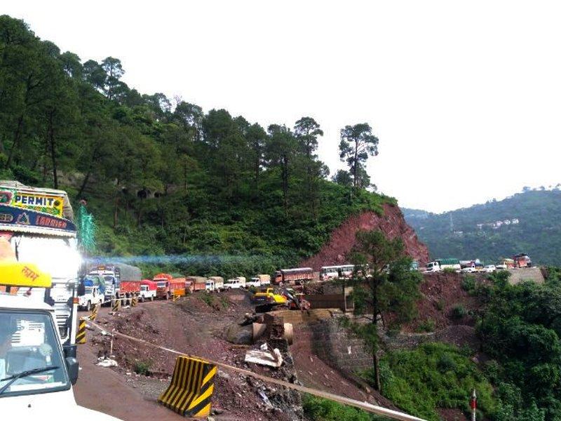 Kalka-Shimla NH