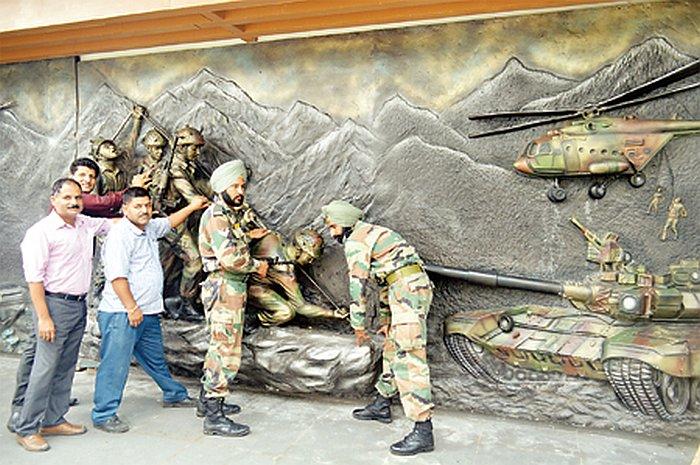 war museum himachal