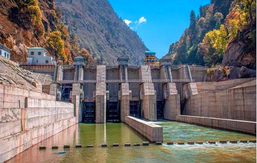 Hydropower potential of Himachal pradesh