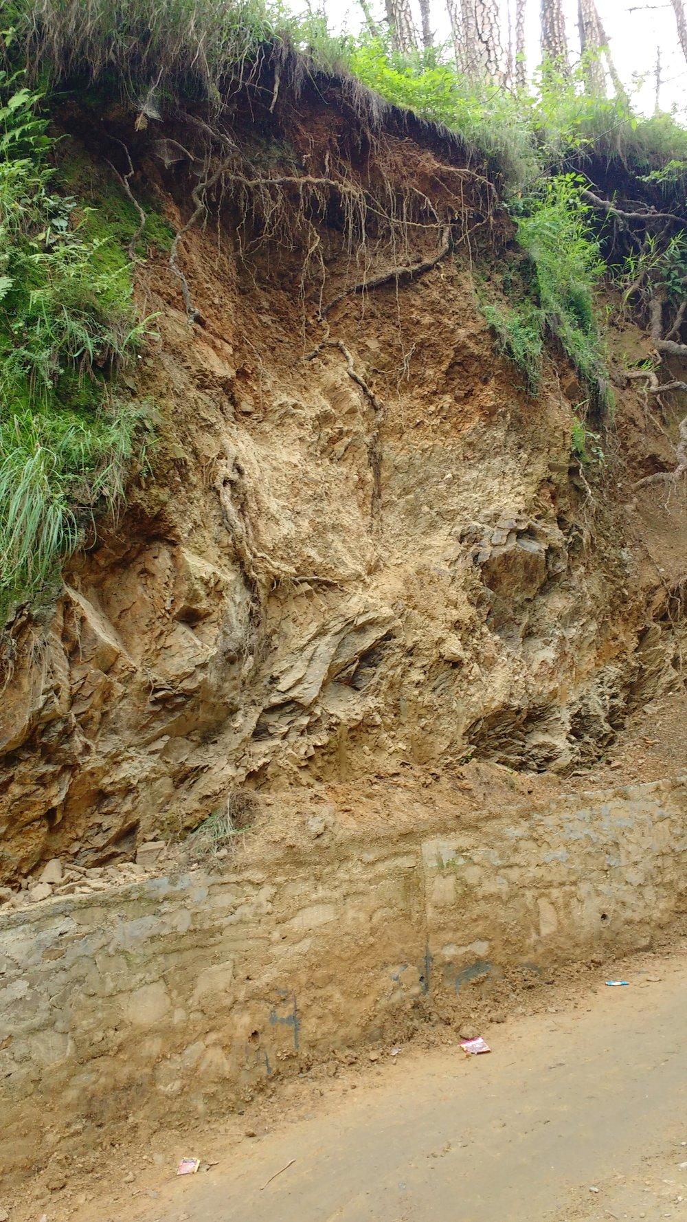 Landslide prone shimla zones2