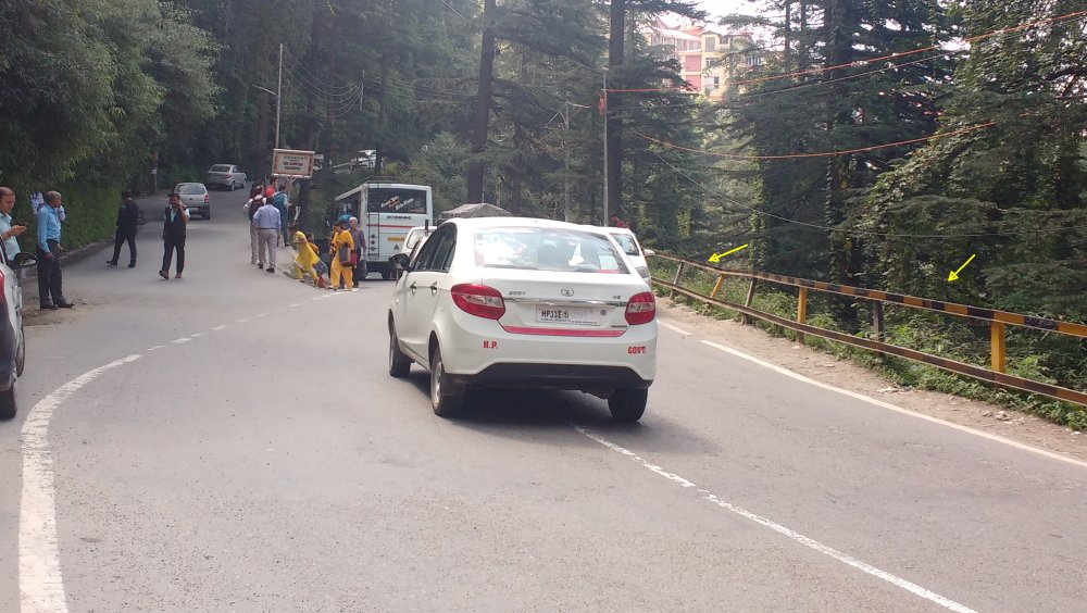 Shimla bus stoppages