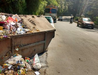 Health hazard haunts Shimla city as garbage collection heads towards total collapse