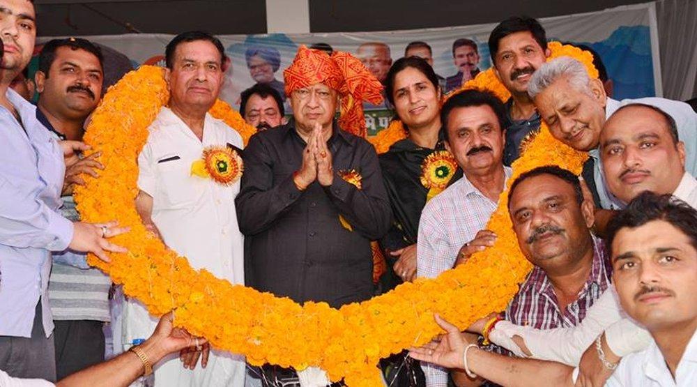 Virbhadra Singh Statements