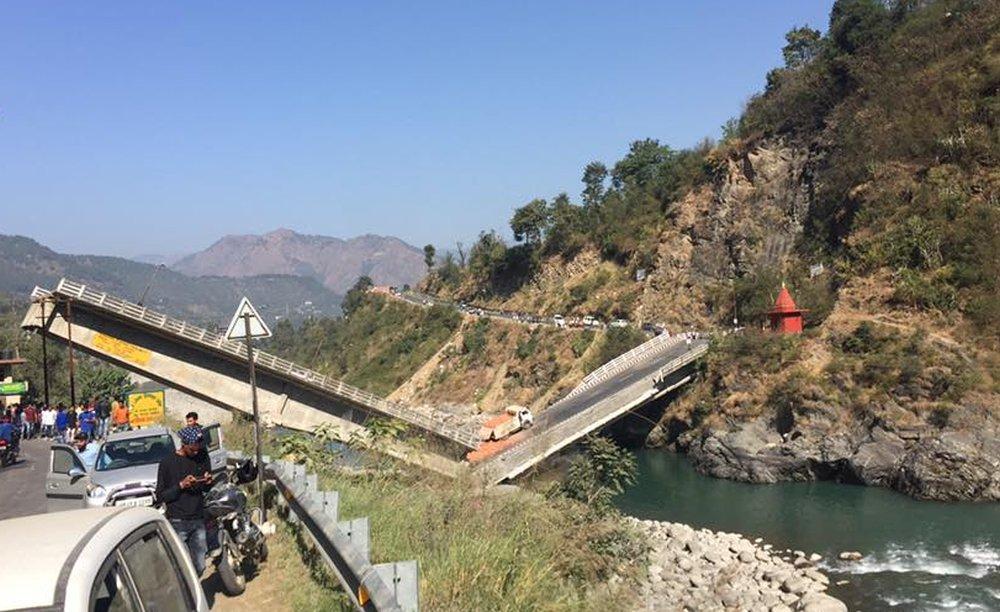 Chamba Bridge Collapse