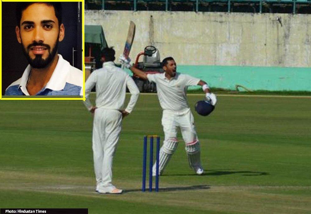 Himachal Cricketer Prashant Chopra