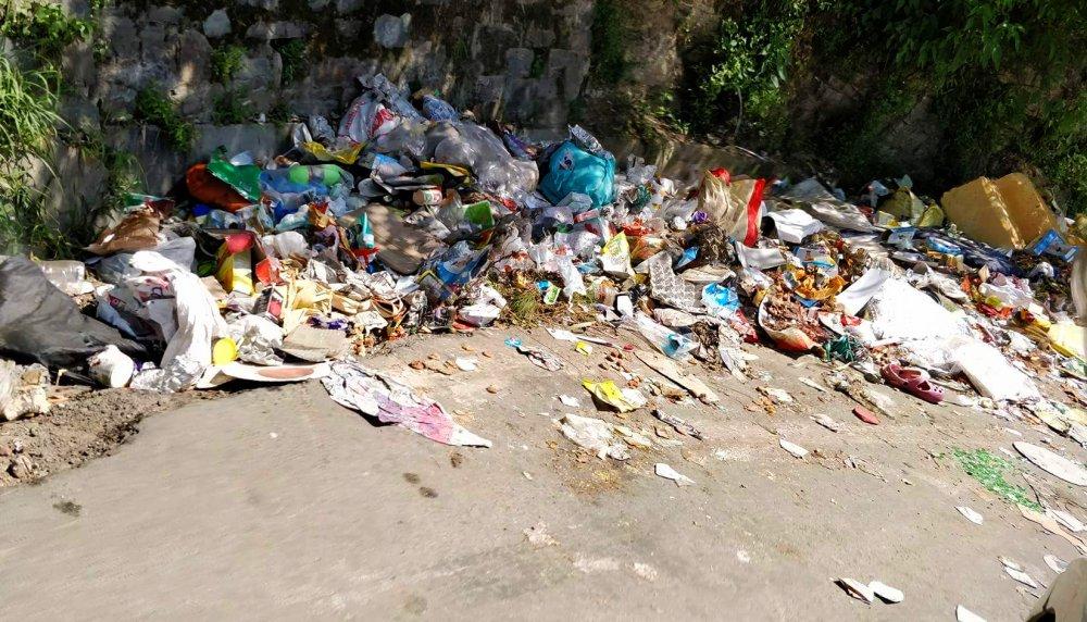 Panthaghati garbage