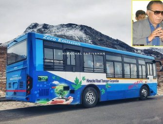 Credit for zero-emission e-buses in Himachal goes to NGT, not the minister