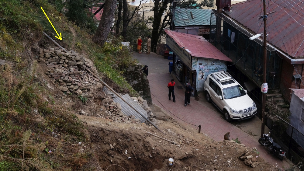 illegal construction in Shimla City2