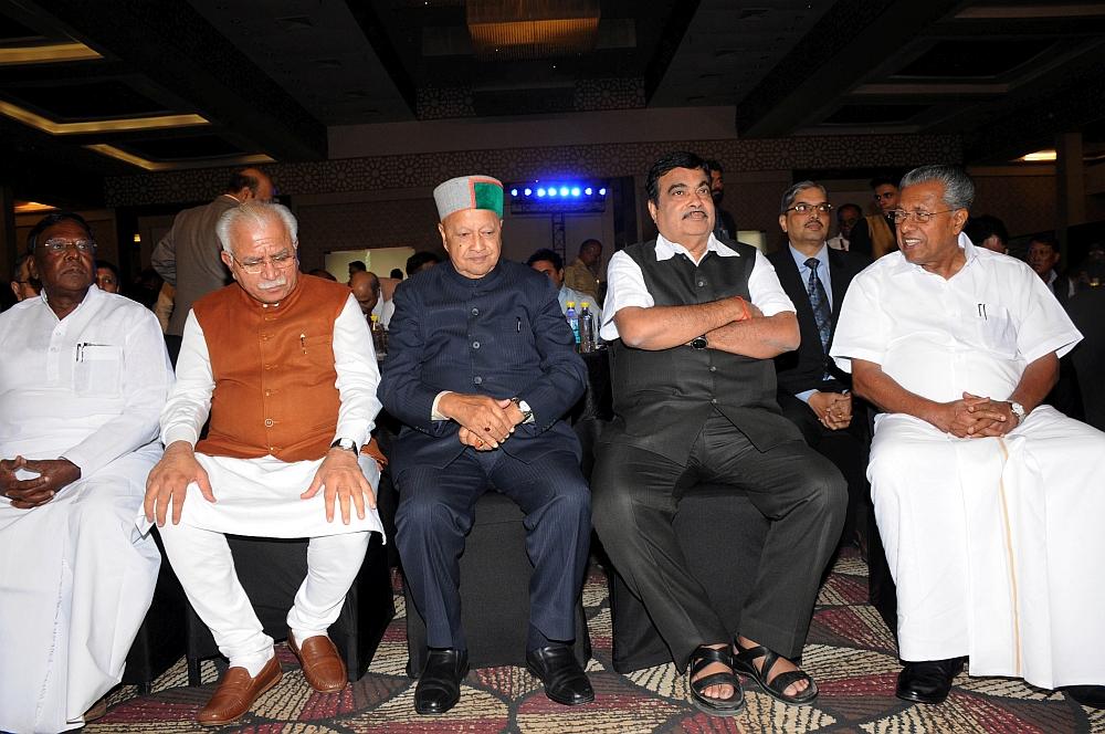 Best Big State Award to Himachal Pradesh
